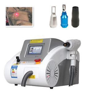 Laser Tattoo Removal Machine Eyebrow Pigment Remove Skin Beauty Machine No Scar
