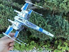 Disney Poe Dameron X-Wing Fighter Custom Paint Last Jedi