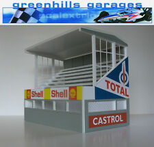 Greenhills Scalextric Slot Car Building Reims Grandstand Kit 1:32 scale – New...