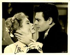 LOUIS JOURDAN Signed Vintage Photo