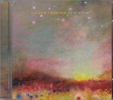 Pete Stone Golden Frontier CD Folk Country Rock FASTPOST