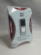 Nextar 2gb Mp3/mp4 Player Brand New In Package