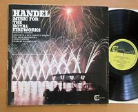 GSGC 15009 Handel Music For The Royal Fireworks Charles Mackerras NM Pye Stereo