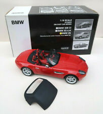 Kyosho 1/18 BMW Z8 Roadster avec Hard Top 2000 Etat Neuf + Boite