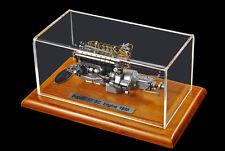 CMC Bugatti 57 SC Engine with Showcase 1/18