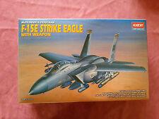 Maquette NEUVE ACADEMY 1/48 AVION McDONNELL DOUGLASF-15E STRIKE EAGLE