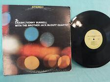 Kenny Burrell with Jack McDuff, Crash, Prestige Records P 7347, Jazz, Soul-Jazz