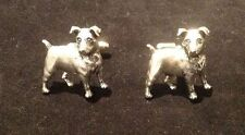 Silver Animals & Insects Theme Cufflinks for Men