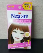 [1+1] 3M Nexcare Blemish Clear Cover Acne Pimple Cover Patch - 88EA (44+44)