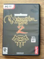 NEVERWINTER NIGHTS 2 - 2006 RPG PC GAME . Free UK Postage