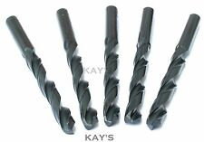 HSS ROLL FORGED METRIC METAL JOBBER DRILL BITS TWISTED FLUTE HIGH SPEED STEEL
