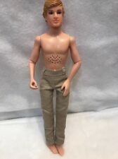 Cody Simpson The Wish Factory Boy Singing Blonde Molded hair 2011