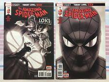 Amazing Spider-Man #795 #796 B&W Variants • NM • Red Goblin • Marvel 2 Comic Set