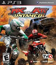 Mx Vs ATV Untamed - Playstation 3 , New, Free Shipping