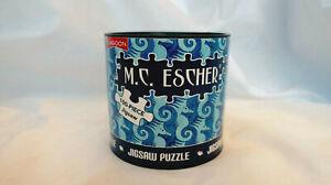 MC Escher Seahorse Puzzle – 100 pieces
