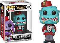 Sike-O-Shriner Teal Spastik Plastik Funko Pop Vinyl New in Box