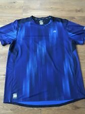 Russell Athletic Top T Shirt XL Blue 46-48 Training Sport Gym