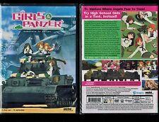 Girls und Panzer: TV Collection (Brand New 3-Disc Anime Set)