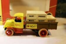ERTL - 1926 SHOP-RITE DIECAST MACK CRATE TRUCK/BANK -NEW- 1/38TH - T1