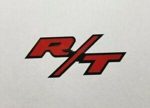 Decal Sticker For RT R/T Dodge Cornet Challenger Viper Charger V6 V8 V10
