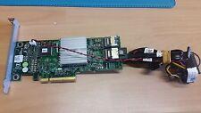 Dell PERC H310 SATA/SAS HBA Controlador RAID 6gbps PCIe x8 LSI 9240-8i 0hv52w