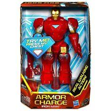"""Carga de armadura Iron Man 7"""" Figura De Acción Nuevo/Sellado"""