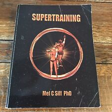 Supertraining by Mel Cunningham Siff PB Exercise Strength Training Book