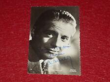 [Coll. BESNARDEAU] CINEMA - THEATRE - Rare Dédicace Jean DESAILLY Ca 1948/50