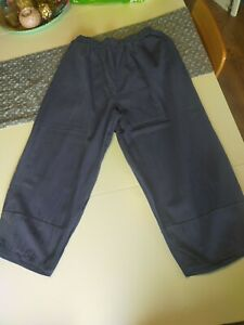 4XL NAVY TROUSERS LAGENLOOK STYLE 16 18