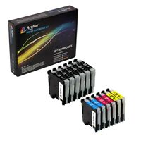 Arthur Imaging Compatible Ink Cartridge Replacement For Brother LC-203XL 12pack