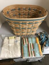 Longaberger 2006 Hostess Coastal Basket Combo includes 2 liners