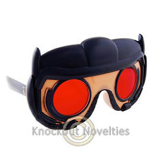 Sun-Staches - Guardians of the Galaxy Star-Lord Funny Novelty Glasses Outdoor