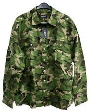 Grüne Herren-Freizeithemden & -Shirts Hemd-Stil