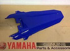 """Yamaha WR125X  """"Heckverkleidung / Abdeckung in blau"""" Original"""