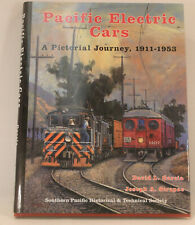 "HO O BOOK ""PACIFIC ELECTRIC CARS,PICTORIAL JOURNEY 1911-1953 BT DAVID GARCIA NEW"