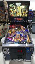 Twilight Zone Pinball Machine Bally Coin Op Arcade Leds Pat Lawlor Free Shipping