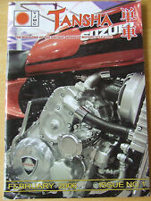 VJMC TANSHA MAGAZINE FEB 2006 ISSUE 1 PAINTWORK GT250 ECCENTRIC INTEREST MGP