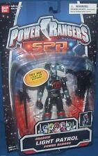 "Power Rangers SPD Light Patrol Shadow 5"" Ranger New Factory Sealed 2004"