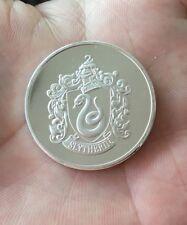 1 pcs Harry Potter Token Commemorative Coin Metal Badge Xmas Coin  DD+  40