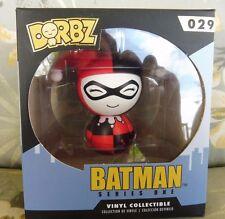Funko DORBZ Batman Series one #29 HARLEY QUINN collectible figure, Vinyl Sugar