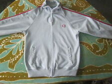 FRED PERRY MOD STYLE TRACK JACKET JUMPER XS CLEAN