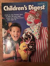 Children's Digest March 1997 A Relic! In Excellent Condition