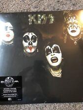 KISS 'KISS' BRAND NEW 180 GRAM VINYL LP + MP3 DOWNLOADS