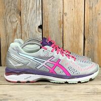 **Asics Gel Kayano 23 T699N Athletic Shoes, Women's Size 11 2A, Multi