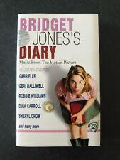 BRIDGET JONES'S DIARY - 'Music From The Motion Picture' 2001 Cassette Tape Album