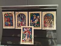 Hungary Stained Glass stamps R22627