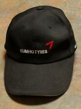 """KUMHO TYRES""  BASEBALL CAP, NEW CONDITION"