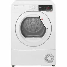 Hoover DXC10TG Dynamic Next B Rated 10Kg Condenser Tumble Dryer White New