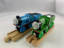 Thomas & Friends Wooden Railway Train Engine magnetic GORDON & TENDER 2009