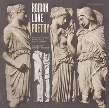 John F.C. Richards - Roman Love Poetry [New CD]